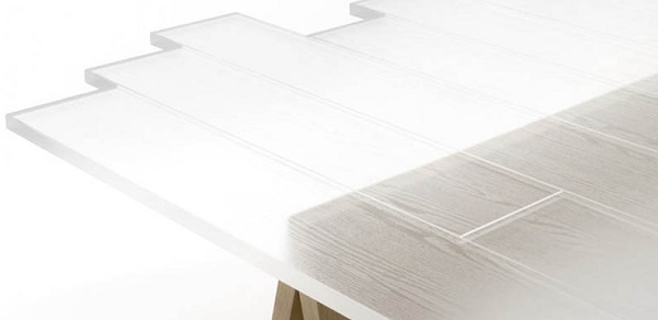 Transparent wood is sustainable and suitable for structural use