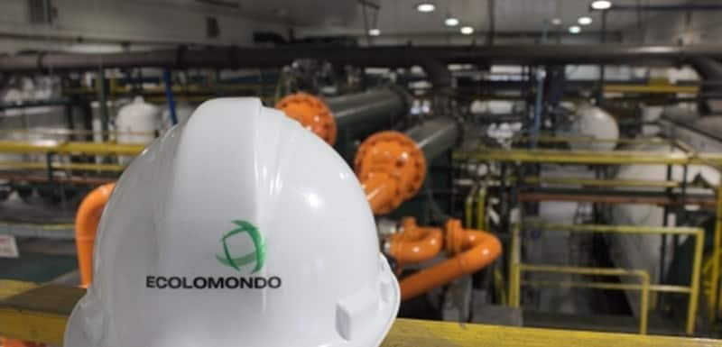 Ecolomondo turnkey tire recycling facility in Hawkesbury a showcase for company's technology