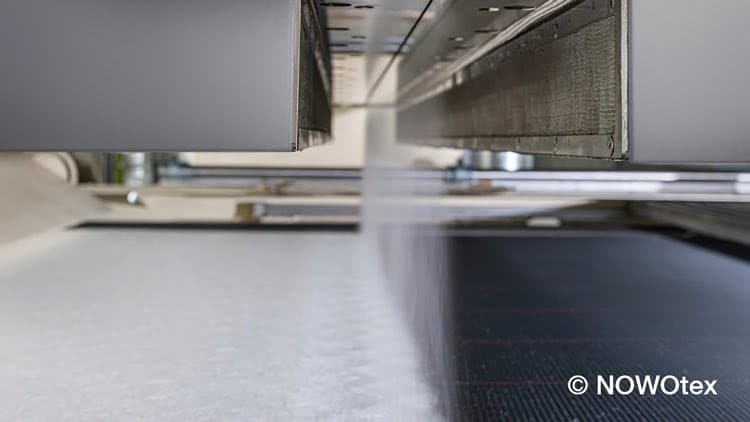 NOWOtex GmbH opts for Oerlikon Nonwoven meltblown technology