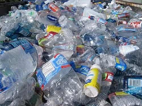 Recycling PET Bottles Petrochemicals