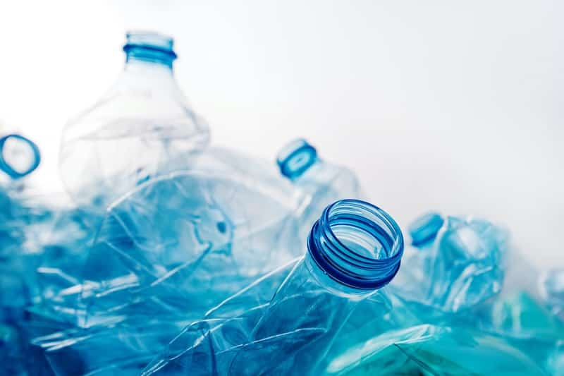Rudolf's Cycle-Logic chemical auxiliaries from recycled PET bottles