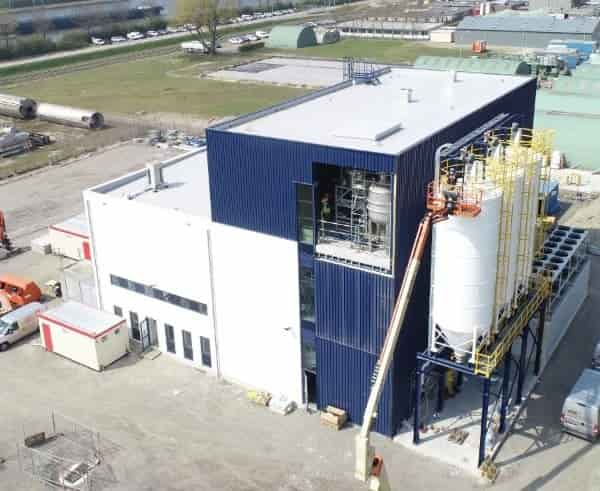 -PolyStyreneLoop opens EPS recycling plant: Correction