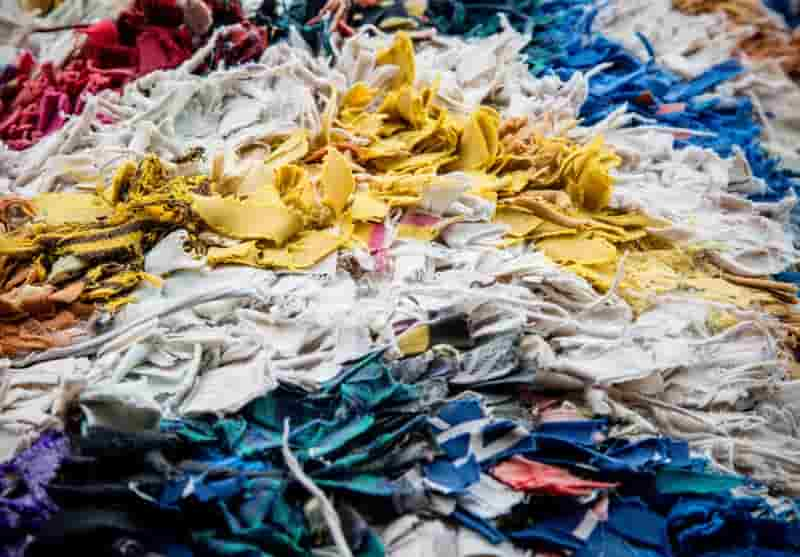 Recycling textile waste: 'A solution exists, we can't go backwards'
