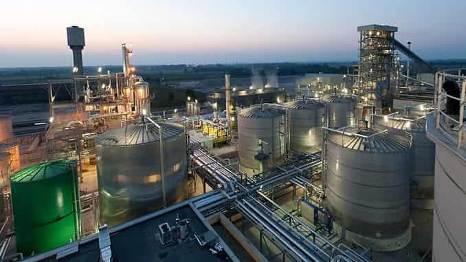 Versalis and Saipem to produce sustainable bioethanol