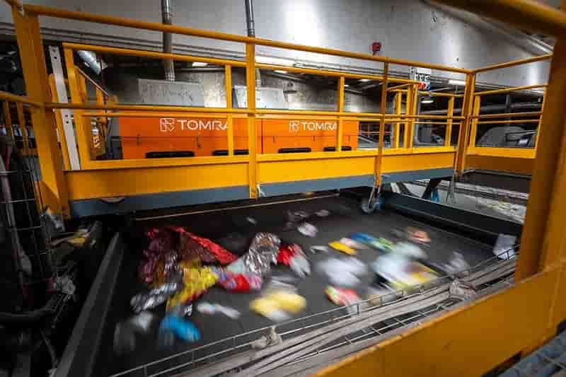 -TOMRA to showcase latest sensor-based sorting updates at WasteExpo