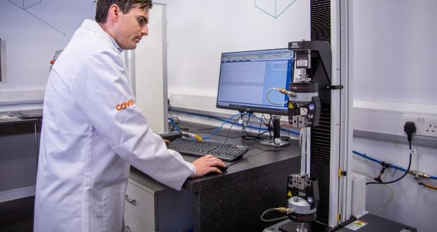 Coveris unveils state-of-the-art-film science lab to support no waste strategy