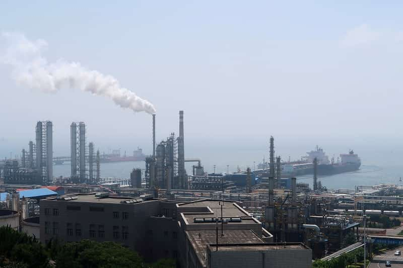 China crackdown could knock crude oil import growth to 20-year low