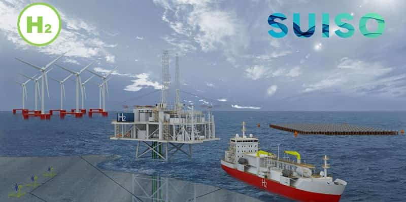 Saipem launches SUISO, a technological solution for the offshore production of green hydrogen and the conversion of oil & gas facilities