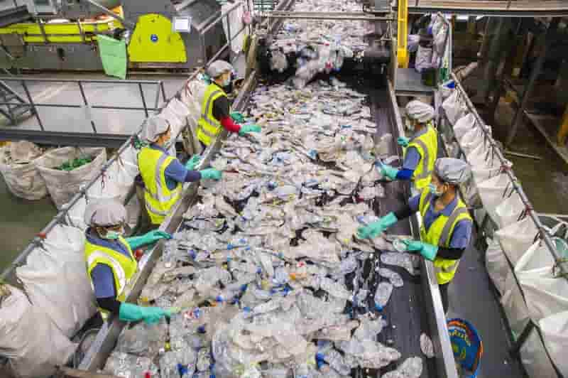 Thailand's IVL to build PET recycling plant in Indonesia