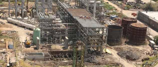 Lukoil begins construction of a polypropylene plant in the Nizhny Novgorod region