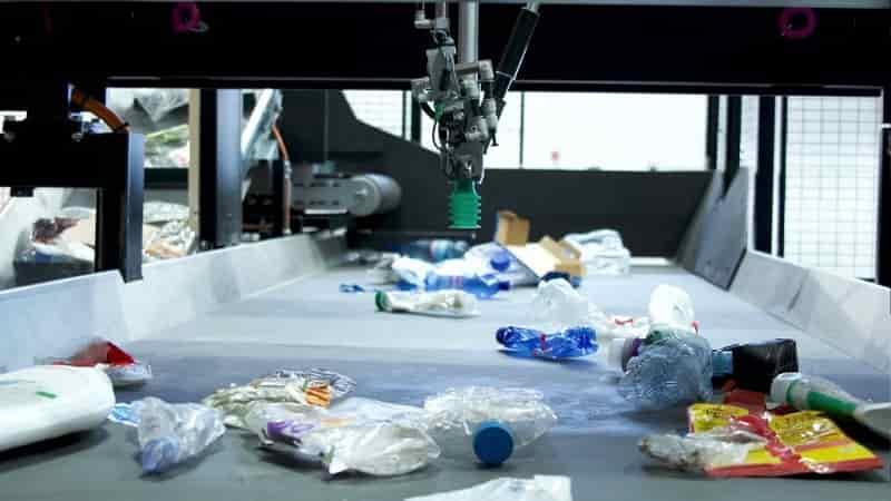 ZenRobotics to retrofit Masotina's plastics sorting facilities with AI-powered robotic sorting station