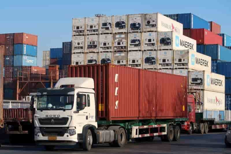 China's export slowdown in July may signal more bumps ahead