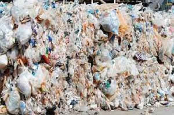 Petrochemicals Plastic Pollution