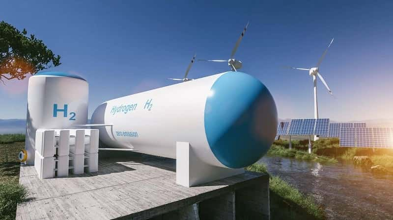Hydrogen megatrend: green hydrogen the fuel of the future?