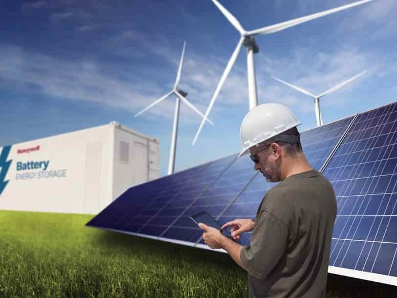 Honeywell launches battery energy storage system platform to help users forecast and optimize energy costs