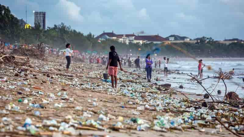Social cost of plastic pollution more than GDP of India