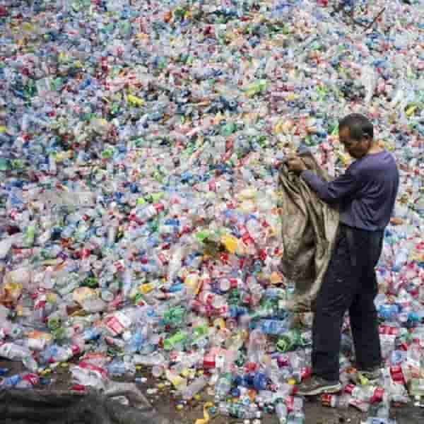 China to tackle plastic pollution