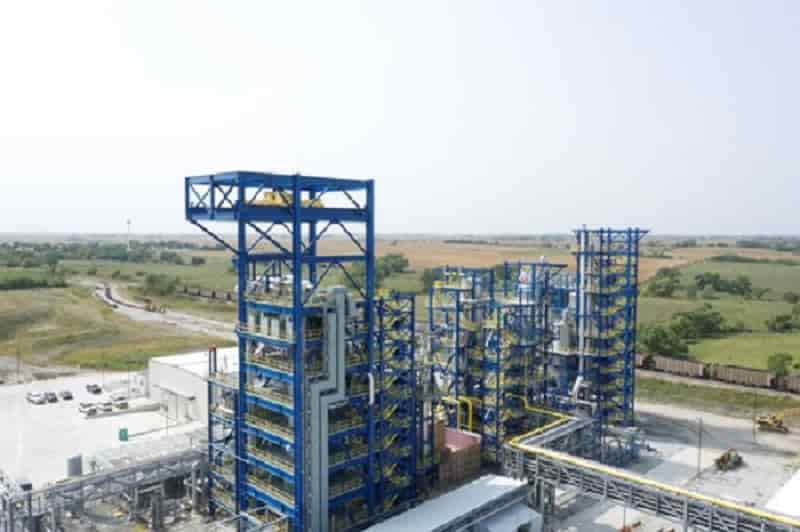 SK signs MOU with US hydrogen firm Monolith to set up joint venture in S. Korea